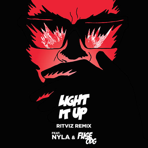 Light It Up (feat. Nyla & Fuse ODG) [Ritviz Diwali Edition] by Major Lazer