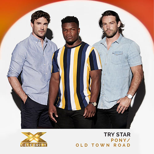 Pony / Old Town Road (X Factor Recording) by Try Star