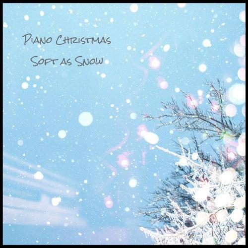 Piano Christmas Soft as Snow von Claus Egan