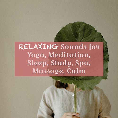 Relaxing Sounds for Yoga, Meditation, Sleep, Study, Spa, Massage, Calm von Various Artists