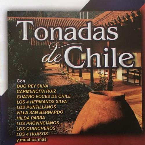Tonadas de Chile by German Garcia
