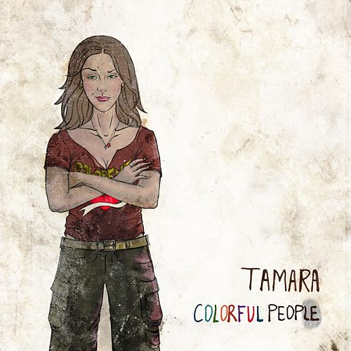 Colorful People de Tamara