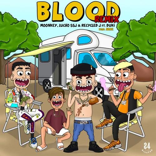 Blood (Remix) de Moonkey