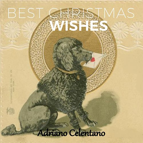 Best Christmas Wishes de Adriano Celentano