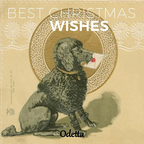 Best Christmas Wishes by Odetta