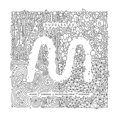 Puzzles EP de Nuage