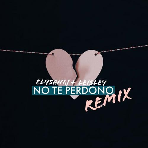 No Te Perdono (Remix) by Elysanij