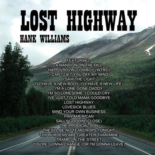 Lost Highway van Hank Williams