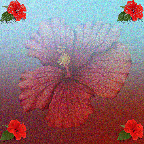 Hibiscus Tea by Astroblk