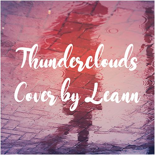 Thunderclouds by Leann