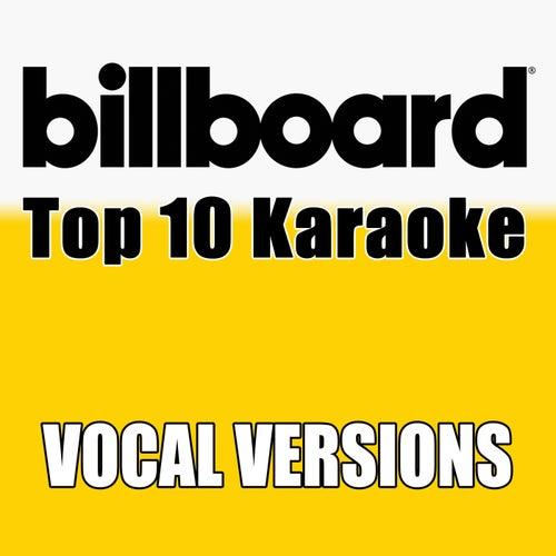 Billboard Karaoke - Top 10 Box Set, Vol. 1 (Vocal Versions) by Billboard Karaoke