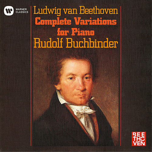 Beethoven: Complete Piano Variations by Rudolf Buchbinder