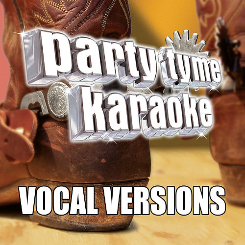 Party Tyme Karaoke - Country Classics Party Pack (Vocal Versions) von Party Tyme Karaoke