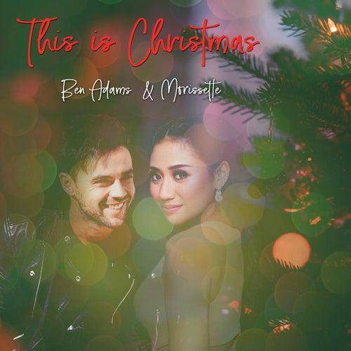 This is Christmas von Ben Adams