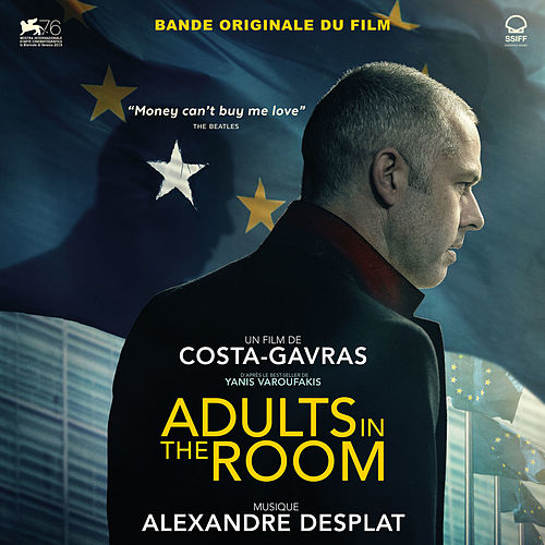Adults in the Room (Bande originale du film) von Alexandre Desplat