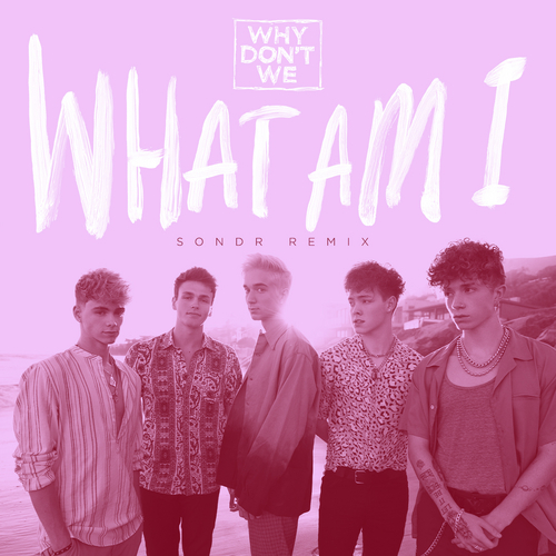 What Am I (SONDR Remix) di Why Don't We