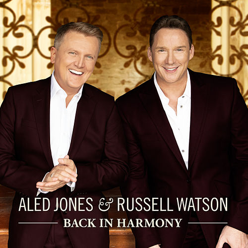 Back in Harmony von Aled Jones