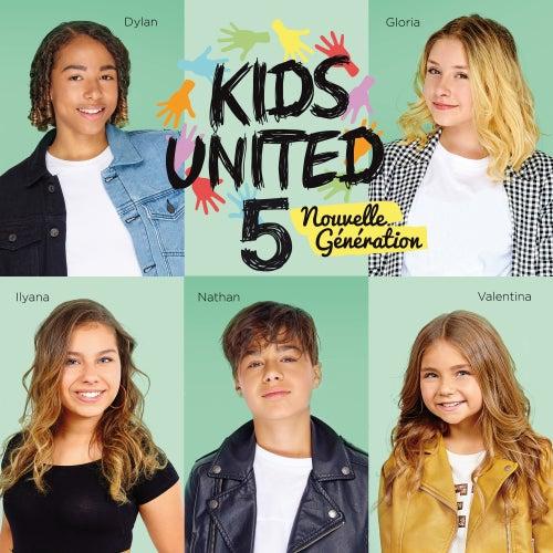 L'hymne de la vie de Kids United nouvelle génération