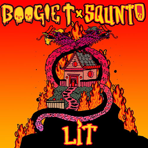 Lit by Boogie T