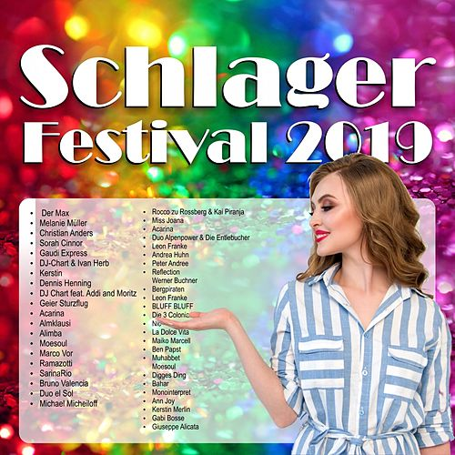 Schlager Festival 2019 von Various Artists