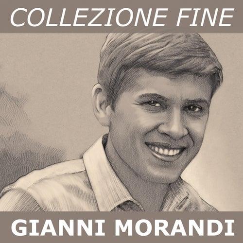 Collezione Fine de Gianni Morandi e orchestra