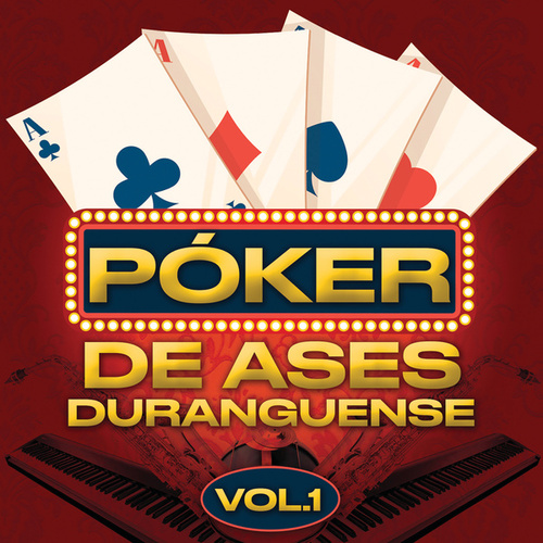 Póker De Ases Duranguense Vol. 1 de Various Artists