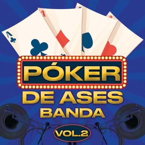 Póker De Ases Banda Vol. 2 de Various Artists
