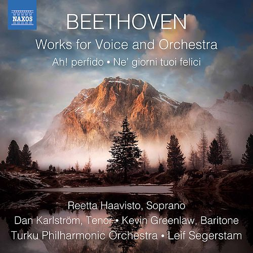 Beethoven: Vocal Works von Turku Philharmonic Orchestra