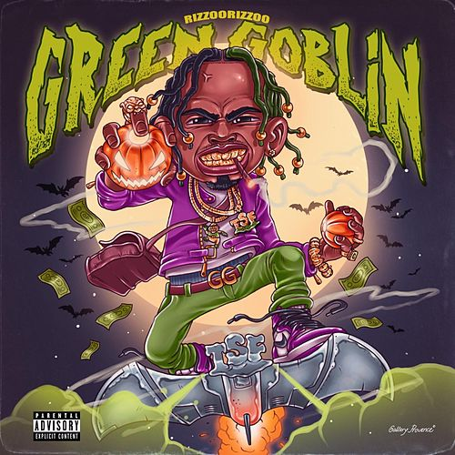 Green Goblin by Rizzoo Rizzoo