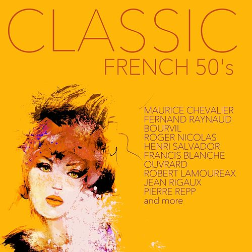 Classic french 50's de Various Artists