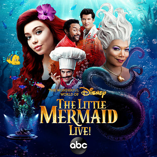 The Little Mermaid Live! by Various Artists