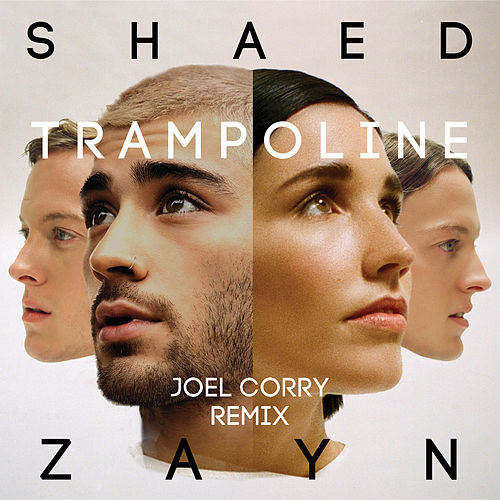Trampoline (Joel Corry Remix) by SHAED
