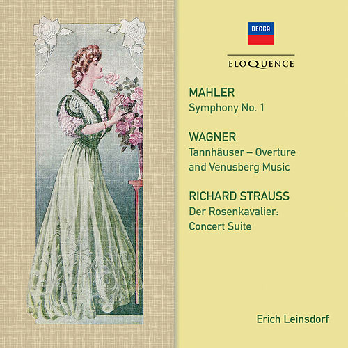 Mahler: Symphony No. 1; Wagner; Strauss by Erich Leinsdorf
