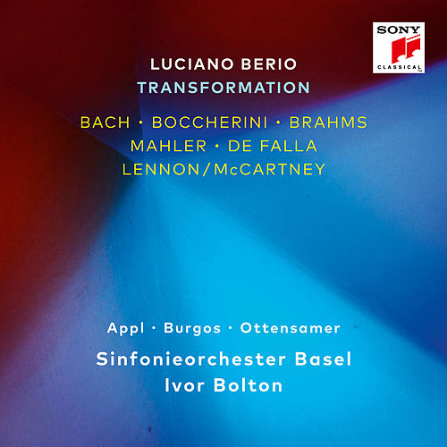 Luciano Berio - Transformation by Sinfonieorchester Basel