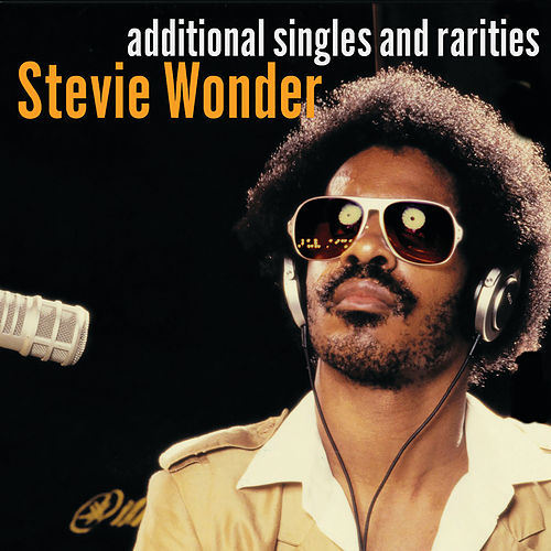 Additional Singles & Rarities by Stevie Wonder