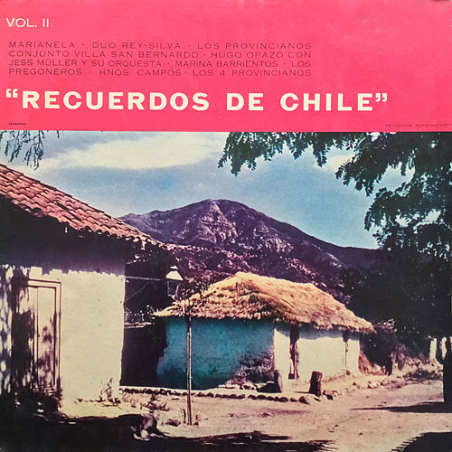 Recuerdos de Chile (Vol.2) di German Garcia