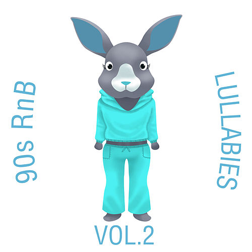 90s RnB Lullabies, Vol. 2 de The Cat and Owl