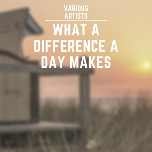 What a Difference a Day Makes de Various Artists