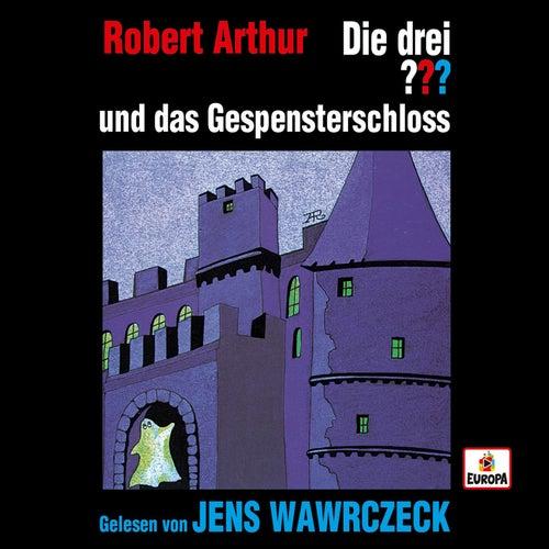 Jens Wawrczeck liest ...und das Gespensterschloß von Die drei ???