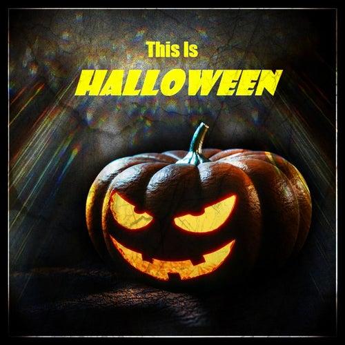 This is Halloween de Estelle Brand, Alba, Anne-Caroline Alba, Rick Jayson, Sharkson, Maxence Luchi, Remix DJ, Hubdy, Anne-Caroline Joy, Samy, Joanna, Evodia Sanchez