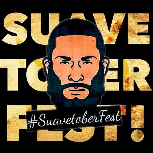 #Suavetoberfest by Suave Burgandy