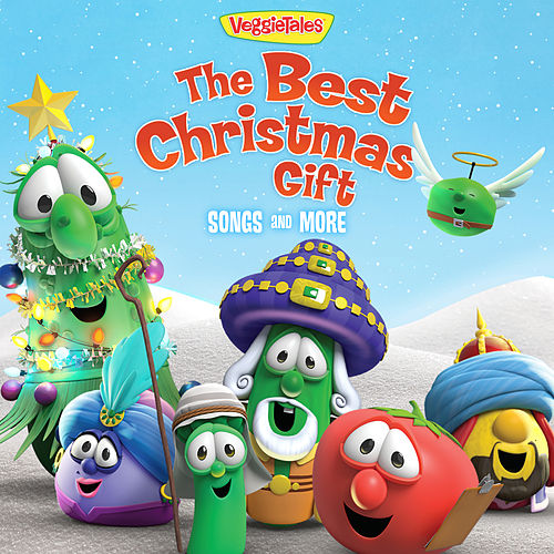 The Best Christmas Gift Songs And More by VeggieTales