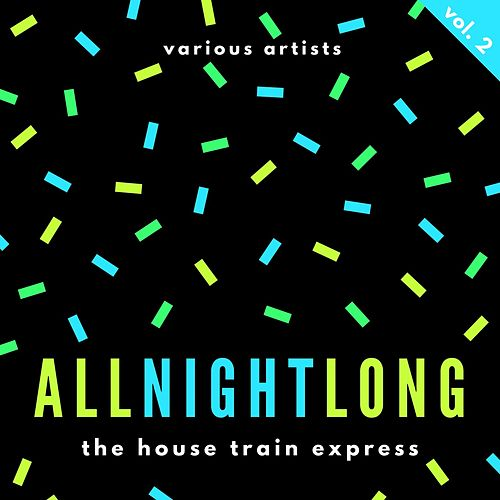 All Night Long (The House Train Express), Vol. 2 de Various Artists