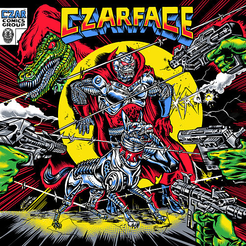 The Odd Czar Against Us by CZARFACE