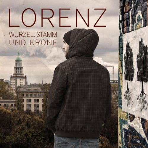 Wurzel, Stamm und Krone de Lorenz