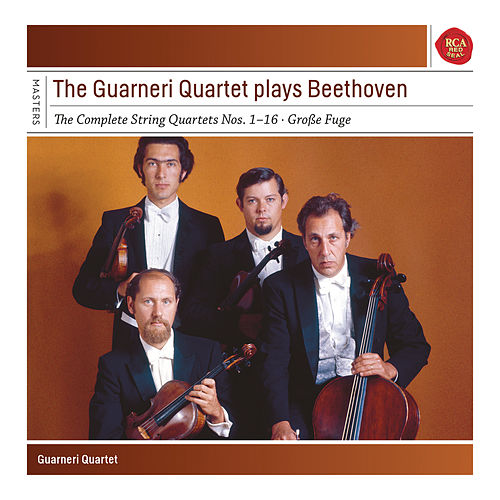 The Guarneri Quartet Plays Beethoven (Remastered) de Guarneri Quartet