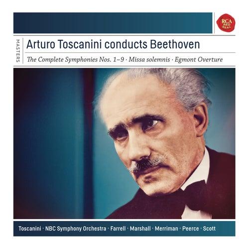 Arturo Toscanini Conducts Beethoven de Arturo Toscanini