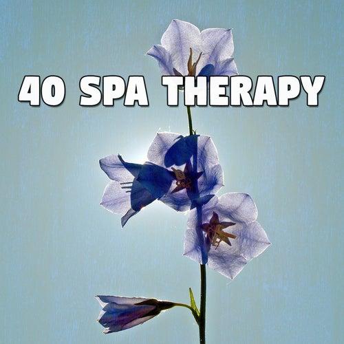 40 Spa Therapy de Rockabye Lullaby