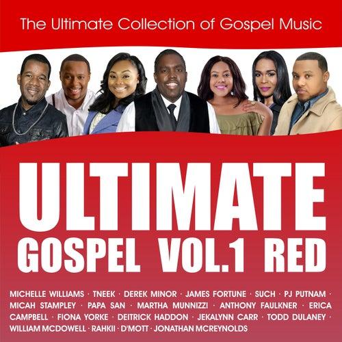 Ultimate Gospel, Vol. 1: Red by Various Artists