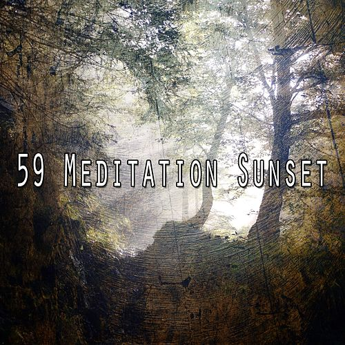 59 Meditation Sunset by Yoga Tribe